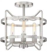 【SAVOY】アメリカ製 デザインシーリングライト 4灯(W400×H370mm)