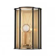 【HUDSON VALLEY】デザイン照明キャンドルスタイルウォールライト「CRESSON」2灯・ゴールド(W254.0×H355.6mm)