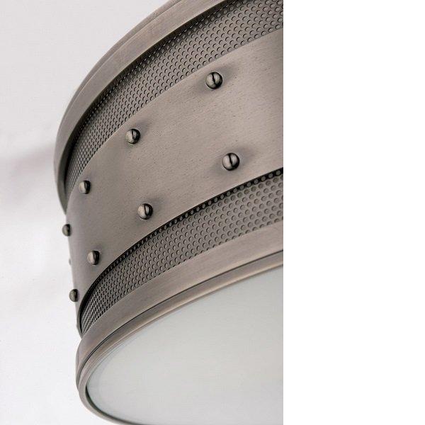 【HUDSON VALLEY】モダンシーリングライト「GAINES」2灯(W304.8×H139.7mm)