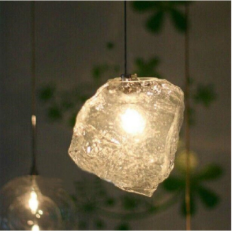 【1台在庫有!】デザインペンダントライト 1灯(約W150×H1150mm)