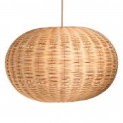 【Sika-Design】「Tangelo lamp shade」ペンダントライト ナチュラル(Φ490×H340mm)<img class='new_mark_img2' src='https://img.shop-pro.jp/img/new/icons1.gif' style='border:none;display:inline;margin:0px;padding:0px;width:auto;' />