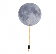 【Kotonadesign】「Moon wall lamp noteboard」ウォールライト (Φ400mm)<img class='new_mark_img2' src='https://img.shop-pro.jp/img/new/icons1.gif' style='border:none;display:inline;margin:0px;padding:0px;width:auto;' />
