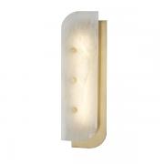 【HUDSON VALLEY】デザイン照明 ウォールライト「YIN & YANG」1灯(W139.7×D57.1×H469.9mm)