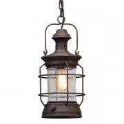 【TROY】アウトドア・インダストリアル照明 ランタンペンダントライト「ATKINS」1灯(W203.2×H444.5mm)