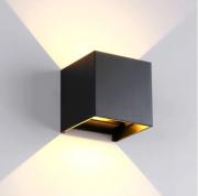 【1台在庫有!】LEDウォールライト (W100×H100mm)