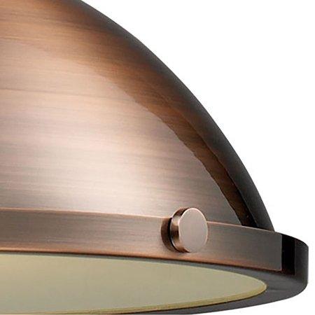 【ELK】ペンダントライト「Chadwick」1灯(W432×H356mm)