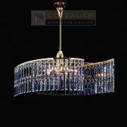 【Dotzauer】 ハンギングランプ デザイン照明6灯 (W780×D240×H300mm)