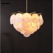 【Apextech】デザイン照明 4灯(Φ640×H620mm)<img class='new_mark_img2' src='https://img.shop-pro.jp/img/new/icons1.gif' style='border:none;display:inline;margin:0px;padding:0px;width:auto;' />
