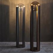 【1台在庫有!アンバーのみ】【LONGYAO】デザイン照明 1灯(Φ250×H1430mm)
