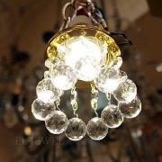 【2台在庫有!】【aidier】ダウンライト・デザイン照明 1灯(Φ80×H64mm)