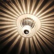 【1台在庫有!】【Blonche】デザイン照明 1灯(Φ160×H120mm)