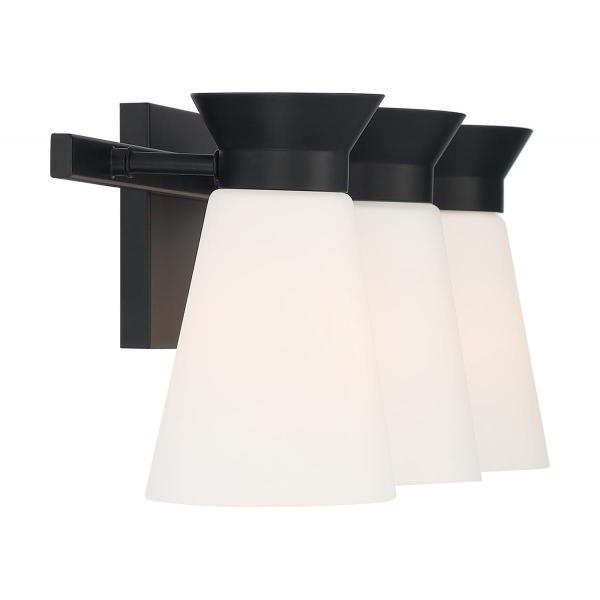 【NUVO】デザイン照明 シェードウォールライト「CALETA」3灯(W610×D170×H180mm)
