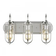 【GENERATION LIGHTING】FEISS Collectionデザインブラケット「Urban Renewal」3灯(W543×H311mm)