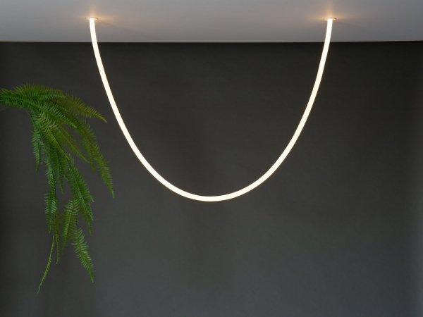 【LUKE LAMP】TracerLoop(Flush Mount)
