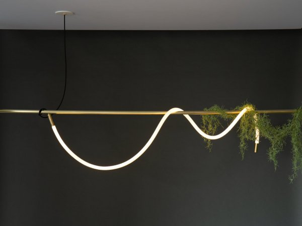 【LUKE LAMP】TracerLoop(Free End Pendant)
