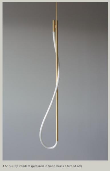 【LUKE LAMP】 Surrey Pendant