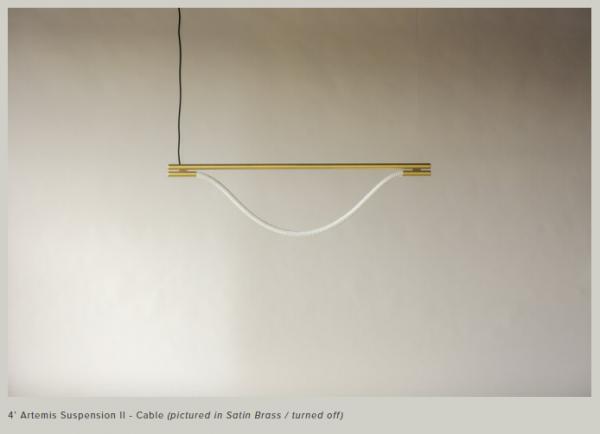 【LUKE LAMP】 Artemis Suspension II(Cable)