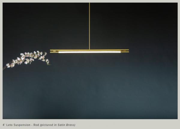 【LUKE LAMP】 Leto Suspension(Rod)