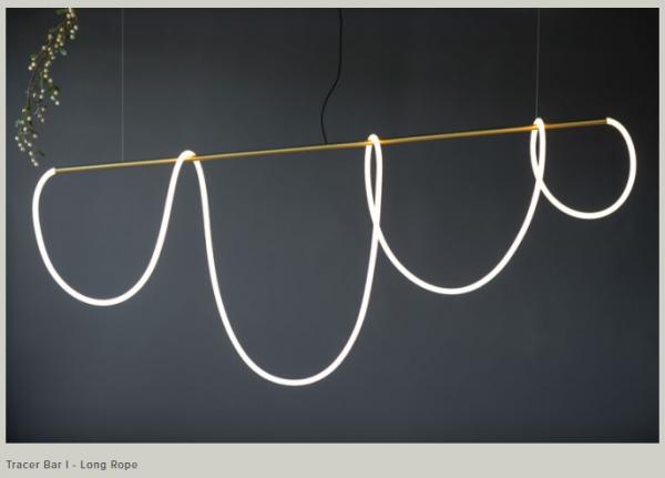 【LUKE LAMP】 Tracer Bar I  Long(Cable)