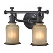 【ELK】ウォールライト「Acadia」2灯(L178×W330×H254mm)