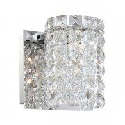 【ELK】クリスタル・ウォールライト「Queen Crown」1灯(L160×W127×H165mm)