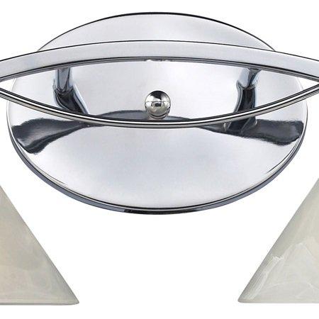 【ELK】ウォールライト「Elysburg」2灯(L203×W457×H203mm)