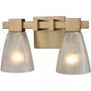 【ELK】ウォールライト「Ensley」2灯(L178×W305×H203mm)