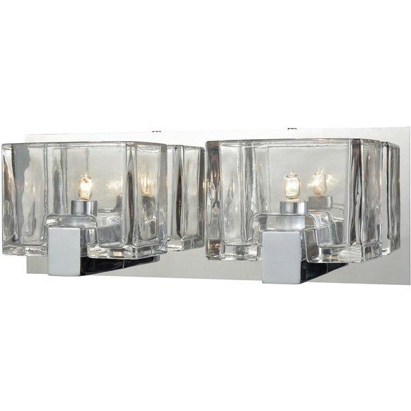 【ELK】ウォールライト「Ridgecrest」2灯(L102×W356×H127mm)