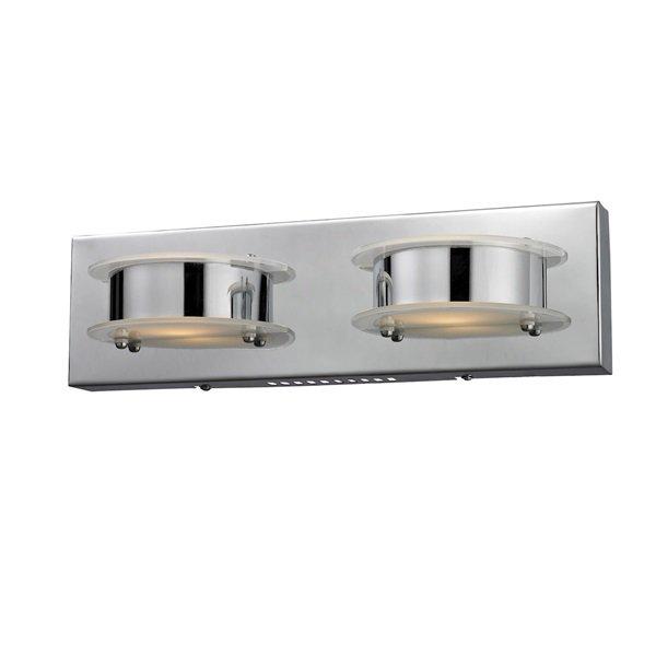 【ELK】LEDウォールライト「Northholt」2灯(W394×H114mm)