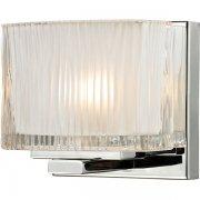 【ELK】ウォールライト「Chiseled Glass」1灯(L102×W127×H127mm)
