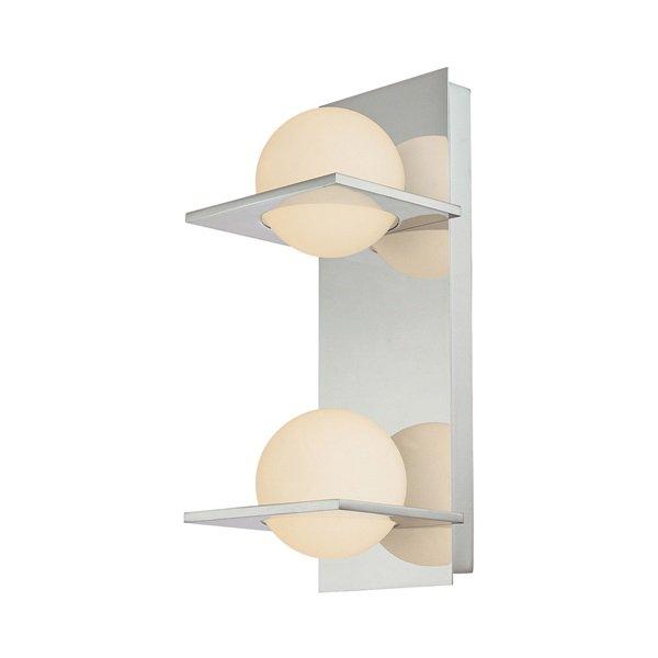 【ELK】ウォールライト「Orbit」2灯(W127×H305mm)