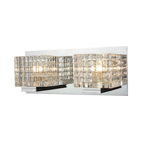 【ELK】ウォールライト「Chastain」2灯(W305×H127mm)