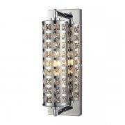 【ELK】ウォールライト「Crystallure」1灯(W102×H356mm)