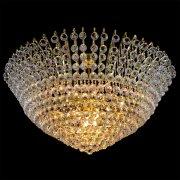 【WRANOVSKY】クリスタルシーリングシャンデリア「Nice」 15灯 (W1500×H600mm)