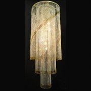 【WRANOVSKY】クリスタルシーリングシャンデリア「St. Tropez」 6灯 (W650×H1500mm)