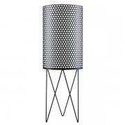 【Gubi】「Pedrera floor lamp, black」フロアランプ ブラス-ブラック(Φ390×H1130mm)