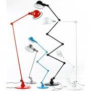 【Jieldé】「Loft D9406 floor lamp, Glossy black」フロアランプ  グロッシーブラック(Φ150mm)