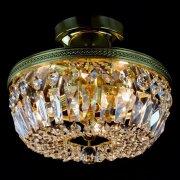 【WRANOVSKY】クリスタルシーリングシャンデリア「Washington」 3灯(W300×H160mm)