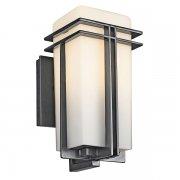 【KICHLER】アメリカ製・屋外用ブラケット・S「Tremillo」1灯(W150×D170×H300mm)