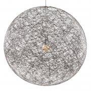 【Moooi】「Random Light II pendant, large, black」デザイン照明 ラージ ブラック(Φ1050mm)