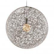 【Moooi】「Random Light II pendant, small,  black」デザイン照明 スモール ブラック(Φ500mm)