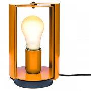 【Nemo Lighting】「Pivotante a Poser table lamp, yellow」テーブルランプ イエロー(Φ125×H200mm)