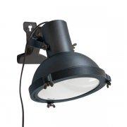 【Nemo Lighting】「Projecteur 165 clip lamp, night blue」クリップライト ナイトブルー(Φ170×D180mm)