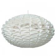 【Normann Copenhagen】「Norm 03 lamp, S」デザイン照明 ホワイト(Φ530×H320mm)