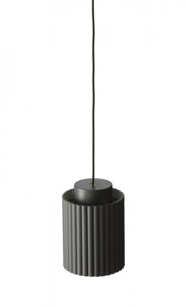 【Pholc】「Donna 18 pendant, black ink」ペンダントライト  ブラックインク(Φ180×H250mm)