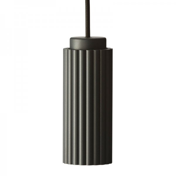 【Pholc】「Donna 7 pendant, black ink」ペンダントライト  ブラックインク(Φ70×H170mm)