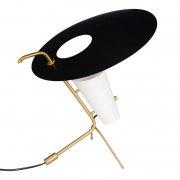 【Sammode】「G24 table lamp, black」テーブルランプ  ブラック(Φ390×W200×H420mm)