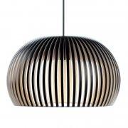 【Secto Design】「Atto 5000 pendant, black」ペンダントライト  ブラック(Φ340×H210mm)