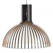 【Secto Design】「Victo 4250 pendant, black」ペンダントライト  ブラック(Φ560×H480mm)