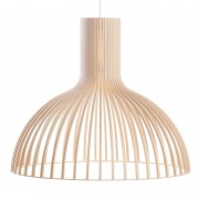 【Secto Design】「Victo 4250 pendant, Natural birch」ペンダントライト  ナチュラルバーチ(Φ560×H480mm)